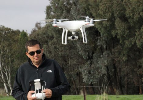 Nic Wilke Drone Aerials Albury North East Victoria
