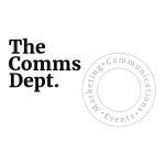 The Communications Dept. Client Logo