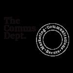 The Communications Dept. Client Logo