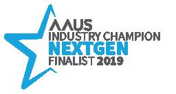 AAUS 2019 awards NexGen finalist